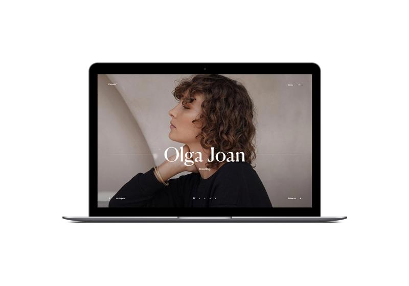 canela Portfolio WordPress Theme by ClaPat