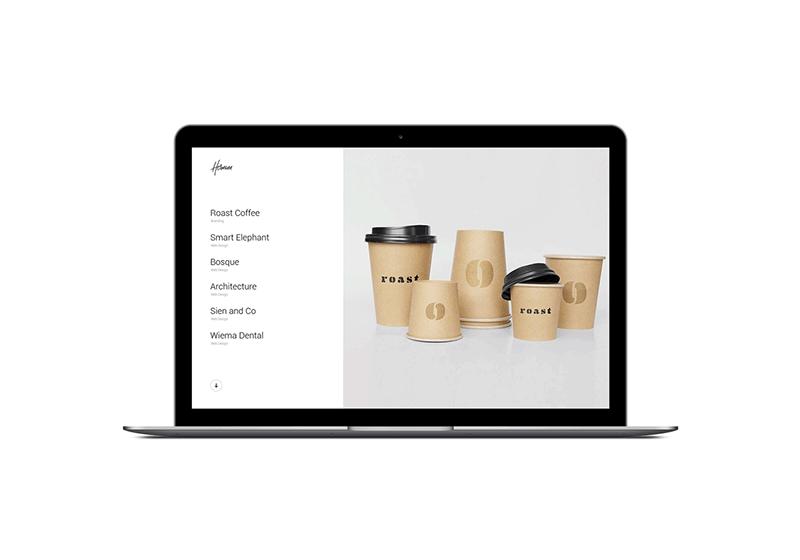 Hermann Portfolio WordPress Theme by ClaPat