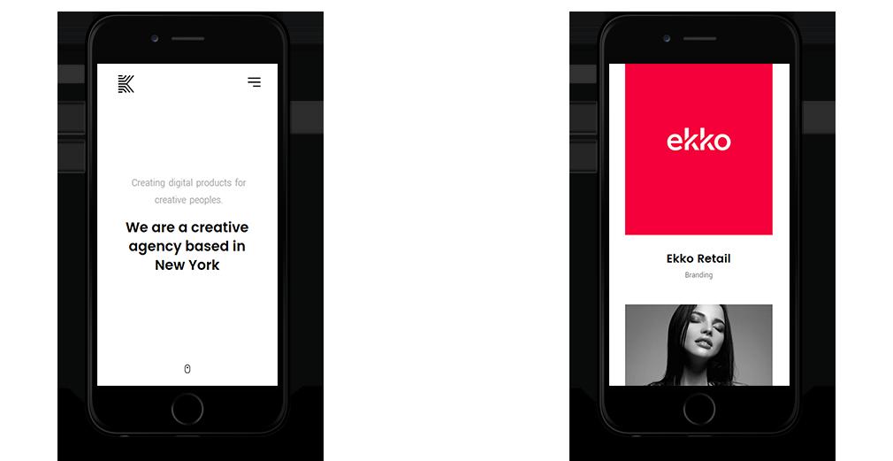 Kaleo WordPress Theme Responsive Mobile