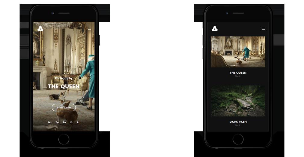 satelite WordPress Theme Responsive Mobile